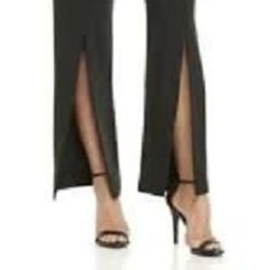 Madison Pants - ** Madison Slit Front Long Pants NWT